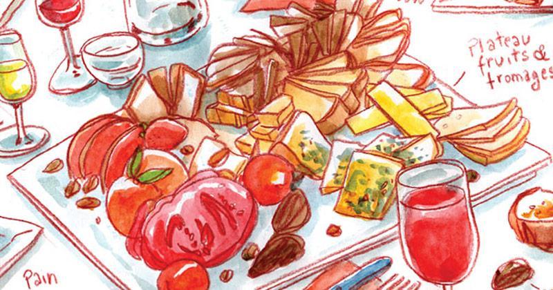 Deux nouvelles affiches sur Helloclermont! : marché de St-Joseph et Fromages d'Auvergne